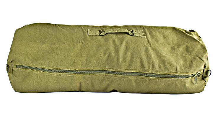 Duffle Bag - Side Zip