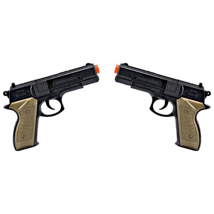 Super Cap Guns - Set of Two