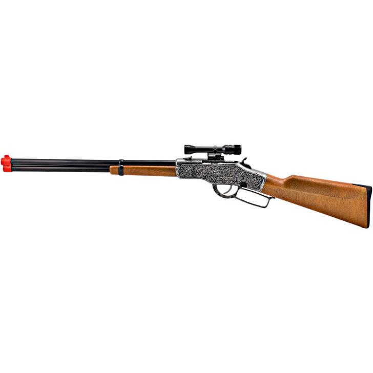 Jefferson Lever Action Cap Rifle