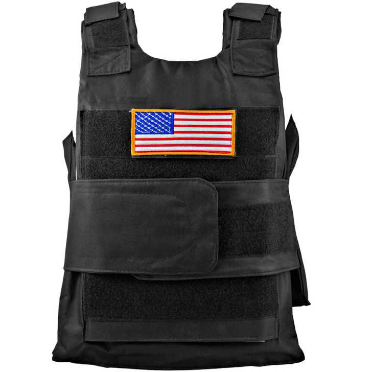 """""""American Flag"""" Patch Included"""