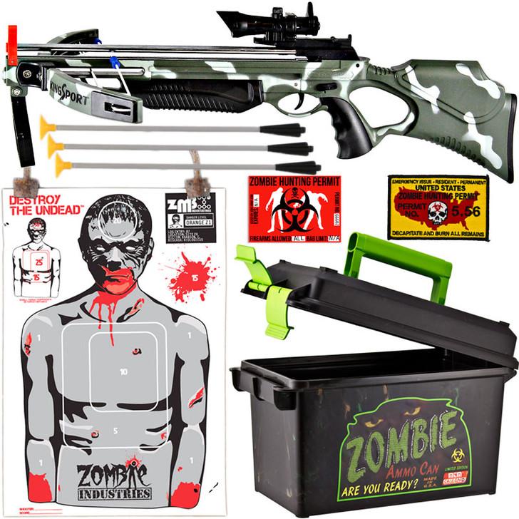 Walking Dead Zombie Hunting Kit - Daryl Dixon Edition