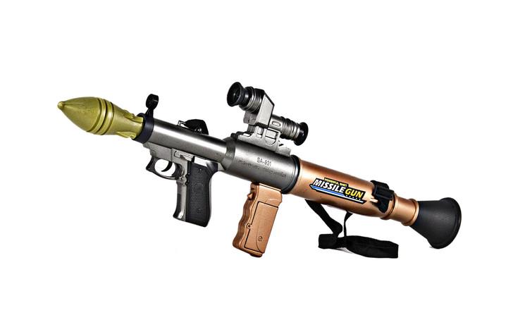 Grenade Launcher RPG - Black Mini