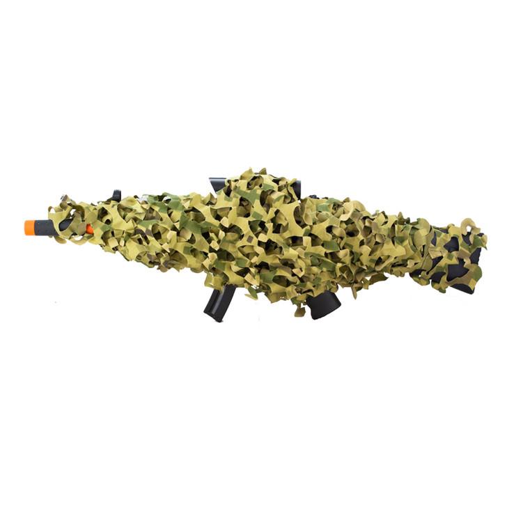Camo Net Gun Wrap - Killer Camo