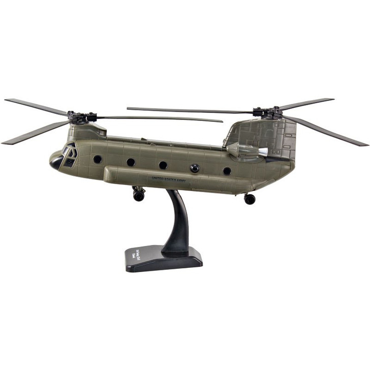 Die-Cast CH-47 Chinook Helicopter Kit