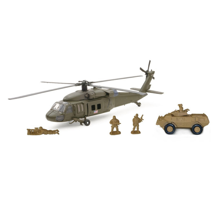 Military Mission Black Hawk Combo Set