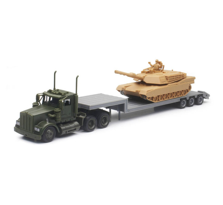 1:43 Scale Military Tank Transport