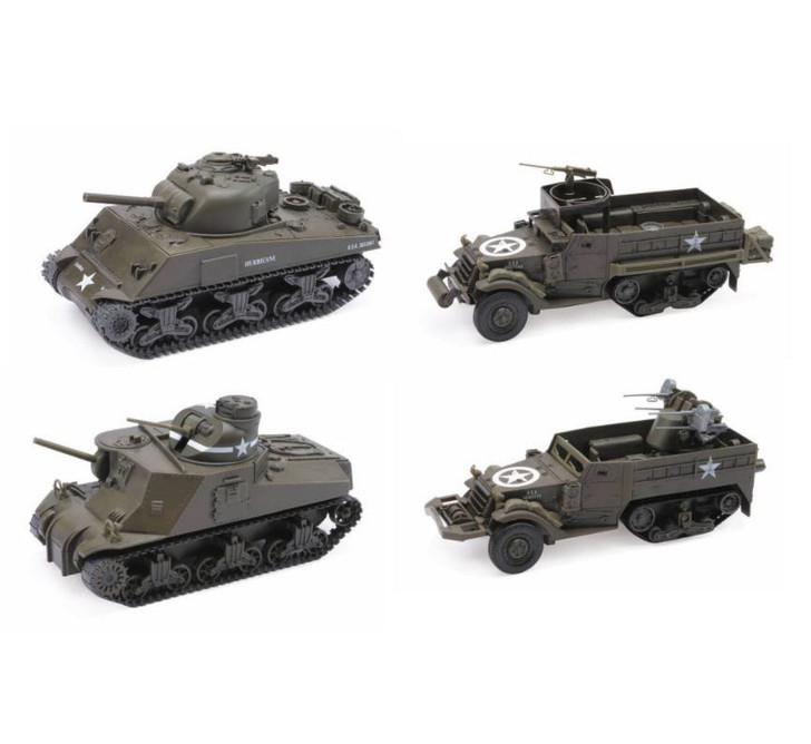 Classic Tank Model Kit M16