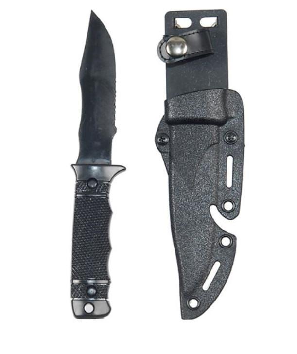 M37-K Seal Pup Rubber Knife Black