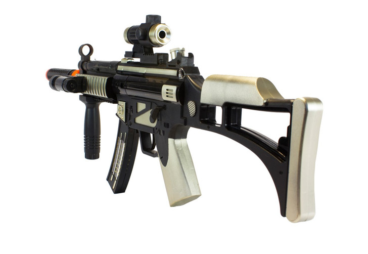 Lights and Sounds MP5 Gold Edition