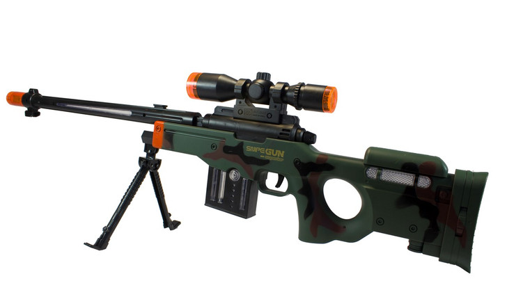 L118A1 Lights and Sounds Sniper Rifle