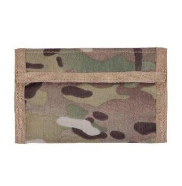 Wallet Multi Camo Tri Fold