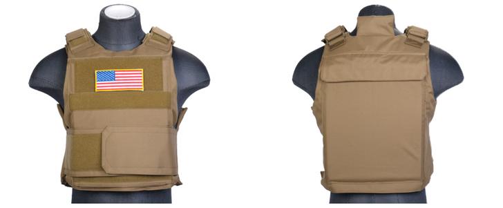 Body Armor Vest Tan
