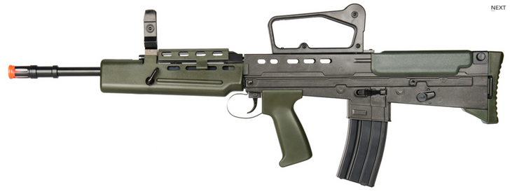 L85 A1 SPRING POWERED RIFLE