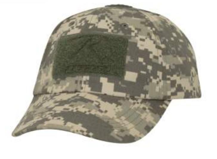 Tactical Operator Cap ACU Digital Camouflage