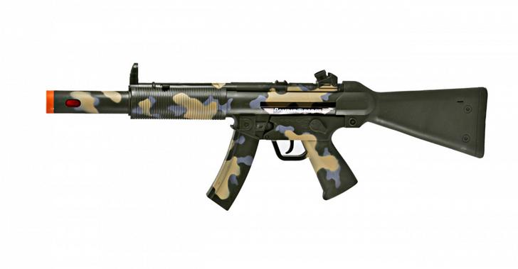 Combat Force MP5 Machine Gun Set