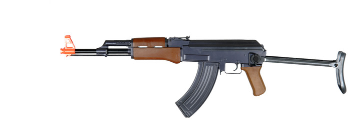 AK-47S Spring Rifle with Under Folding Stock, Full Sized