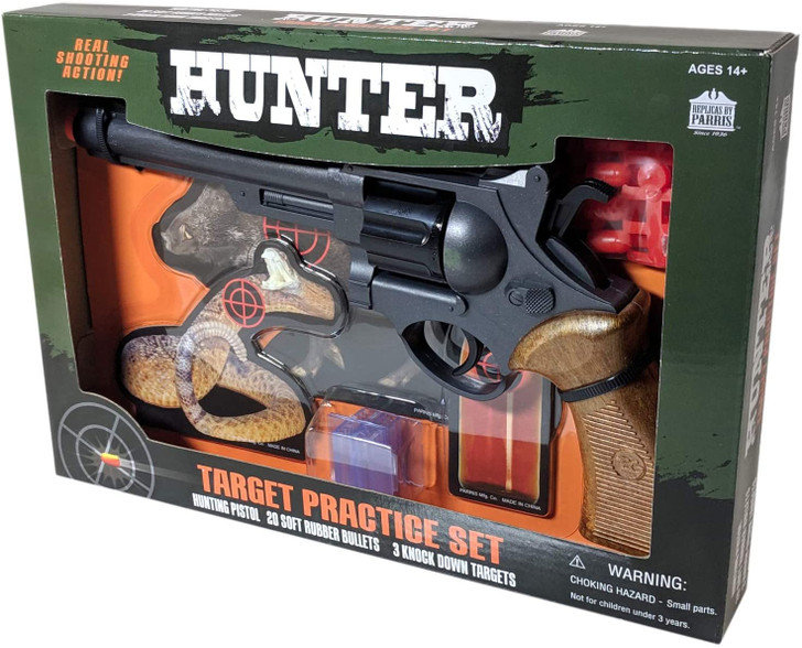 45 Revolver Softair Target Set