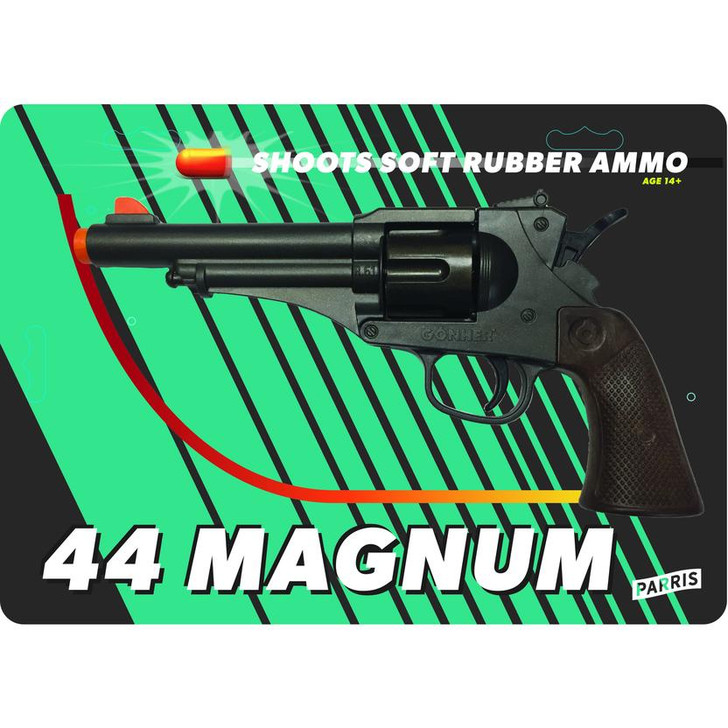 44 Magnum Soft Rubber Ammo Gun