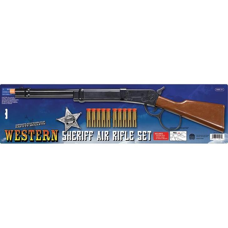 Western Sheriff Air Rifle Set