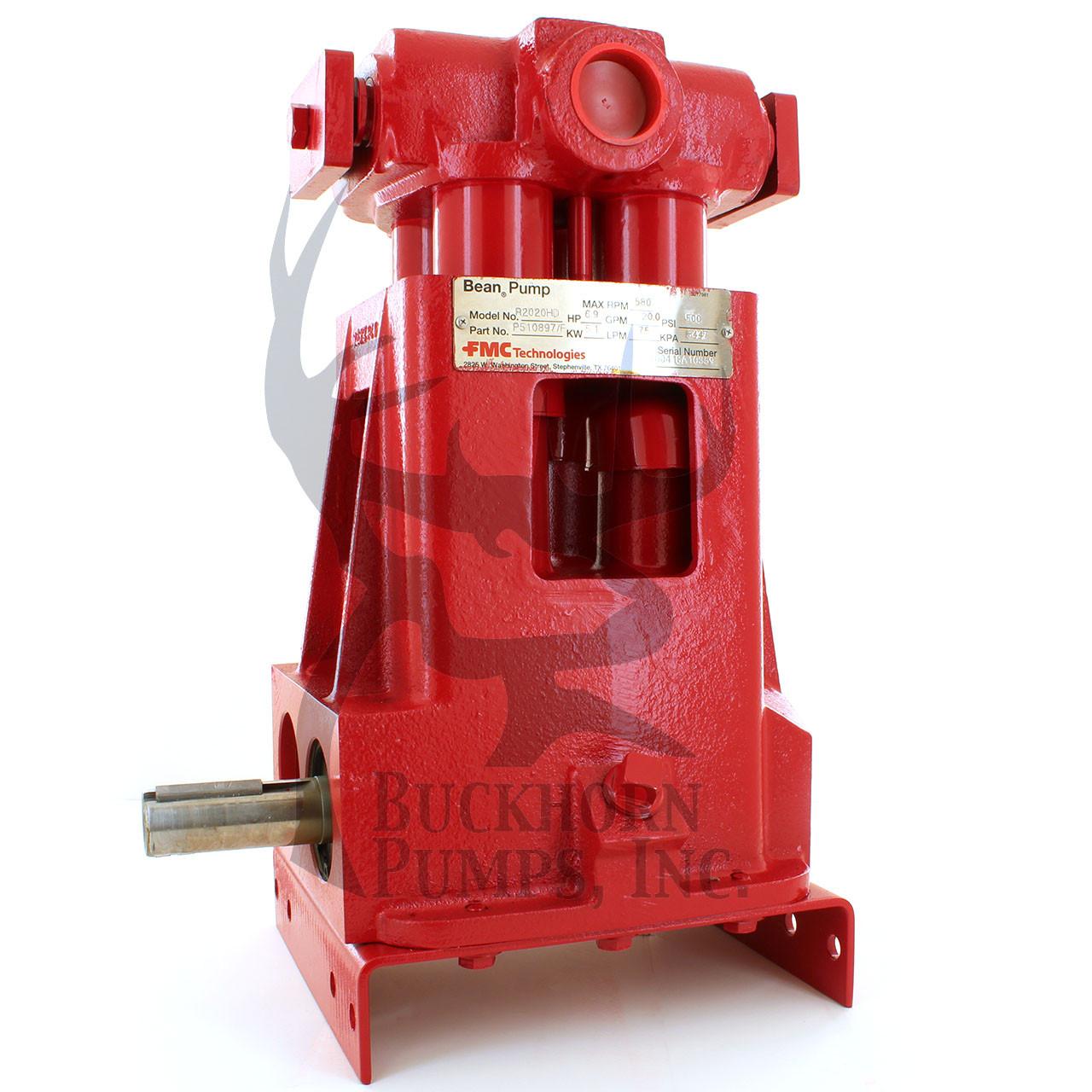 FMC BEAN R2020 (20 GPM @ 500 PSI)