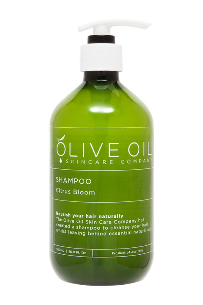 Citrus Bloom Olive Oil Shampoo