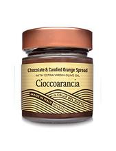 Hazelnut Chocolate Orange Spread with Extra Virgin Olive Oil