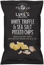 Luke's Organic  Urbani Truffle Potato Chips 12oz Bag