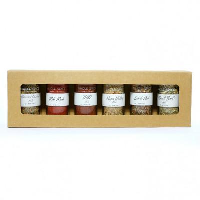 Whole Spice Rubs Gift Set
