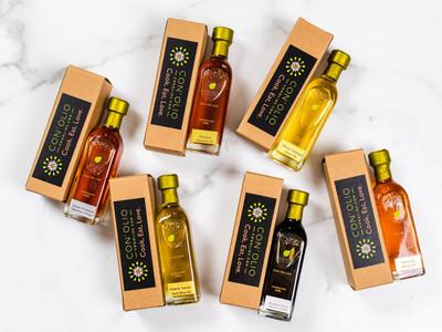 Try Me Size Single w Kraft Gift Box-Balsamic Vinegar