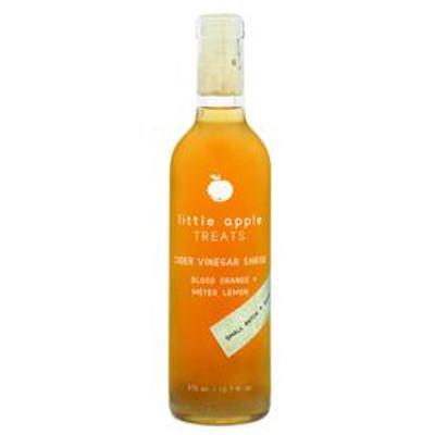 Blood Orange  Meyer Lemon Shrub