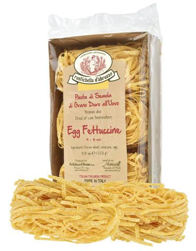 Egg Fettucine