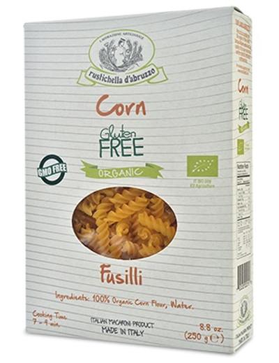 Organic Corn Fusilli 250g