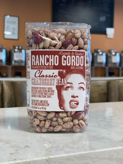 CRANBERRY BEAN Rancho Gordo