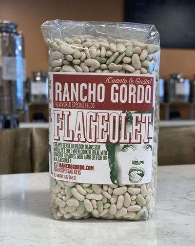 Flageolet Beans Rancho Gordo