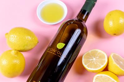 Lemon Olive Oil-Whole Fruit Fused