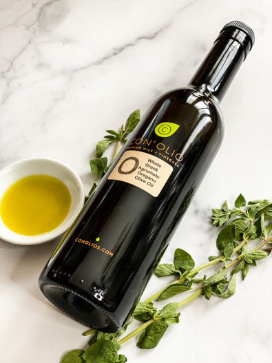 Oregano Olive Oil-Whole Greek Agrumato