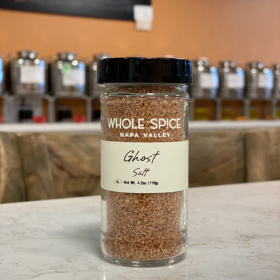 Ghost Salt Jar