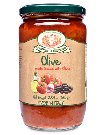 Olive Sauce 270g
