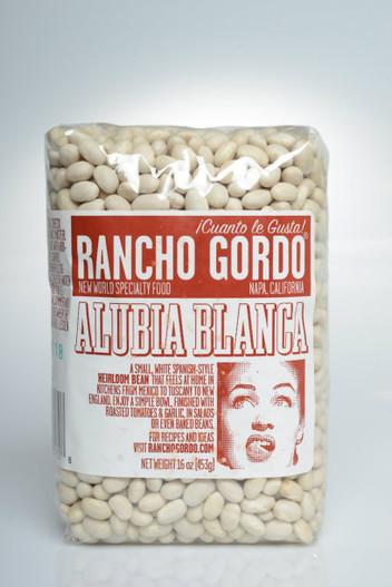 Alubia Blanca Beans Rancho Gordo