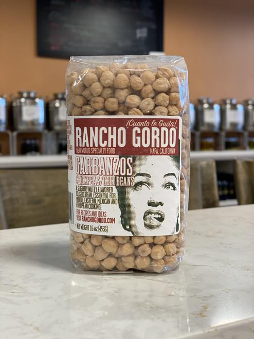 Garbanzo Beans Rancho Gordo