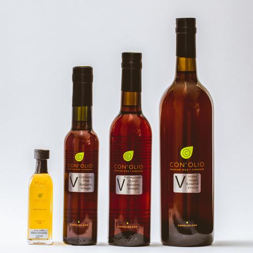 Summer Peach Balsamic Vinegar