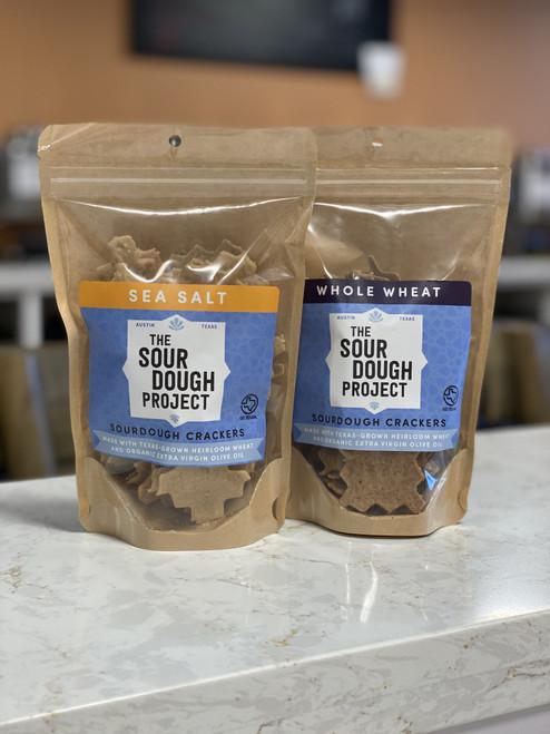 Sourdough Project Crackers 3oz bag