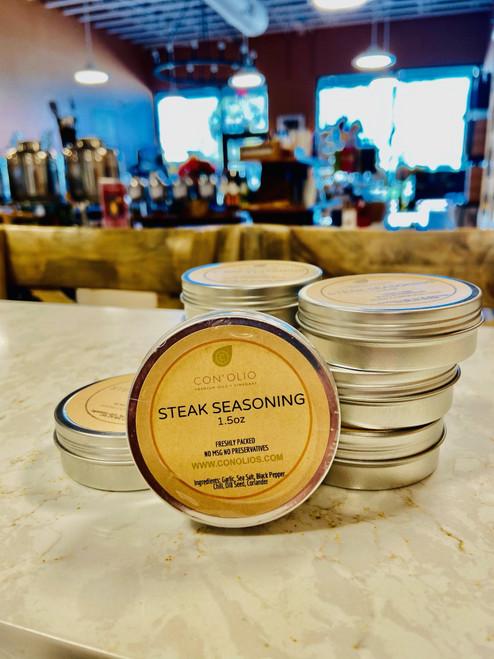 Steak Seasoning Tin