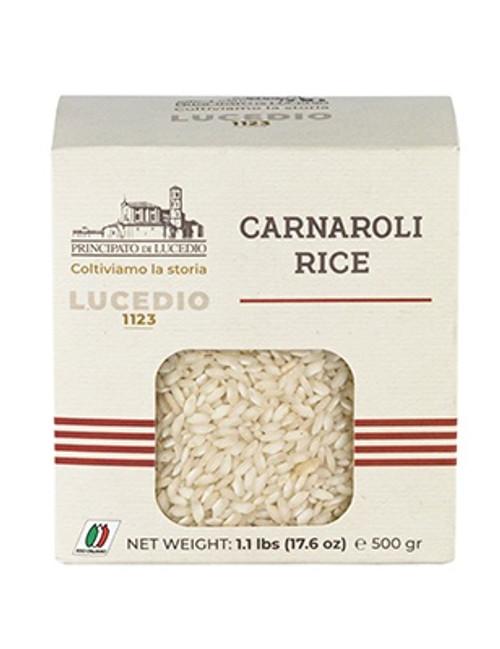 Lucedio Carnaroli Rice 500gr