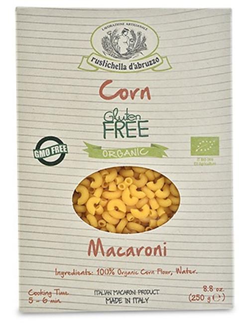 Organic Corn Macaroni