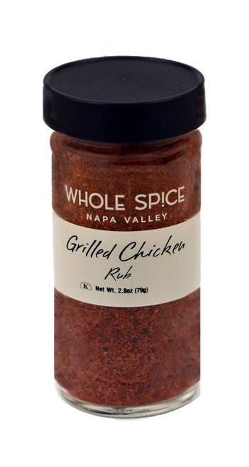 Grilled Chicken Rub