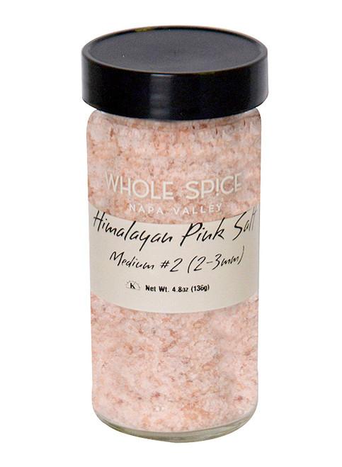 Himalayan Pink Salt Medium