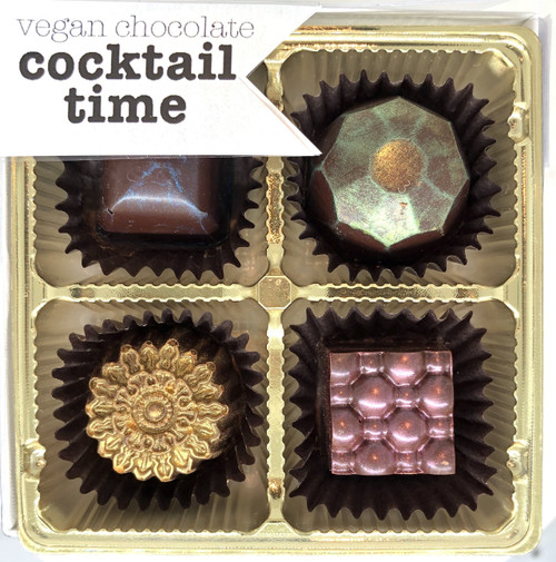 Cocktail Time Truffles-The Xocolate Bar