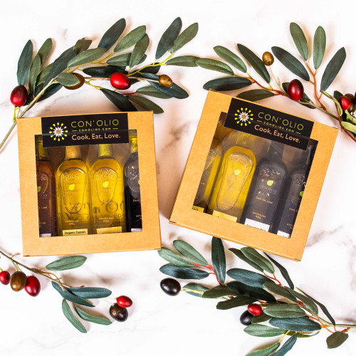 The Fire Collection-4 Pack Sampler Gift Set
