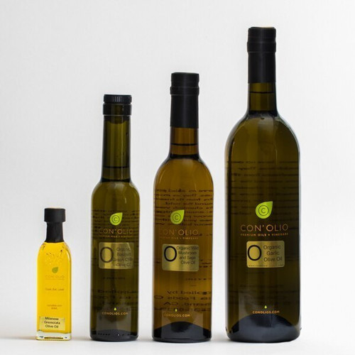 PERSIAN LIME OLIVE OIL - ORGANIC